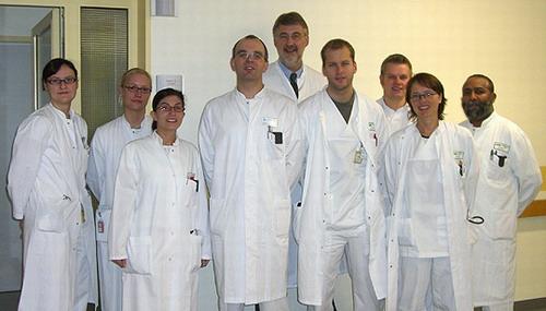 Коллектив клиники андрологии и урологии